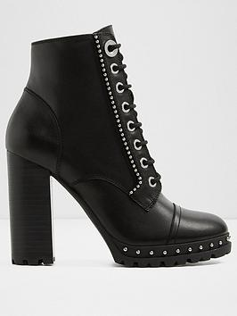 Aldo Marille Lace Up Lug Boot