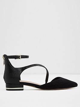 Aldo Acemma Strappy Flat Shoe