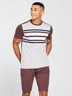 v-by-very-raglan-stripe-tee-amp-jersey-shorts-burgundy