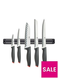 richardson-sheffield-laser-5-piece-knife-set-with-magnetic-rack