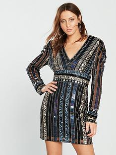v-by-very-embellished-mini-dress-multinbsp
