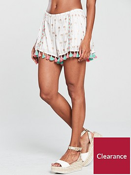 river-island-embroidered-co-ord-short