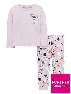 mini-v-by-very-halloween-cat-sequin-pyjamas-pink