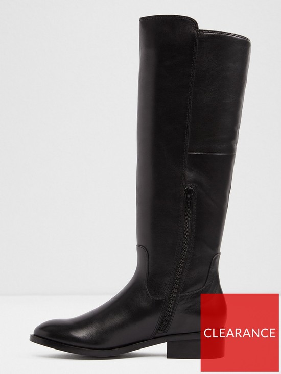 f5ee9e2dbe3 ... Aldo Aldo Gaenna Knee High Flat Boot With Side Zipper. View larger