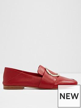 aldo-cadericia-round-toe-loafer-red