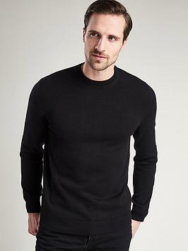 barbour-international-baffle-patch-crew-neck-knit-jumper