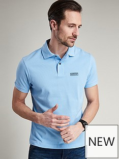 barbour-international-essential-polo