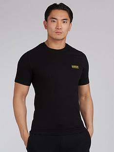 barbour-international-small-logo-slim-fit-t-shirt-black