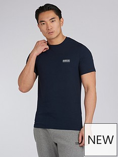 barbour-international-small-logo-t-shirt