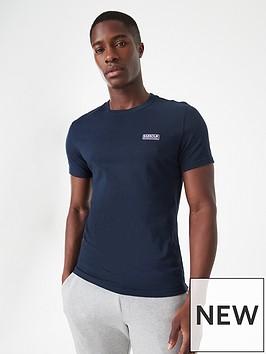 barbour-international-small-logo-t-shirt
