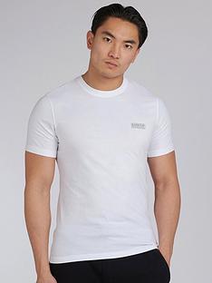 barbour-international-small-logo-t-shirt-white