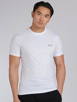 barbour-international-small-logo-t-shirt-white