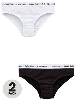calvin-klein-girls-2-pack-bikini-briefs-whiteblack
