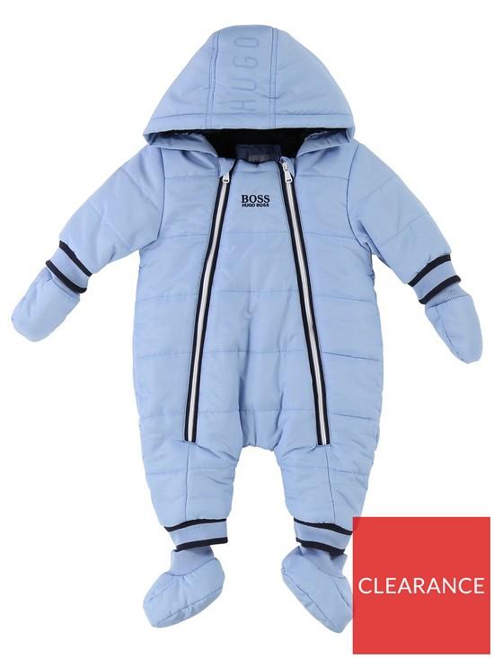 d2985dec3 BOSS Baby Boys Snowsuit