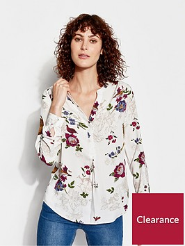 joules-rosamund-pop-over-blouse-with-gathers-floral-print