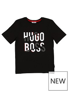 boss-boys-short-sleeve-print-logo-t-shirt
