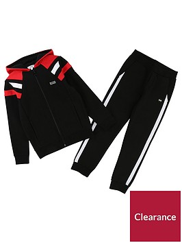 boss-boys-hoodienbsptracksuit-black-red