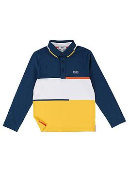 boss-boys-long-sleeve-block-stripe-polo-shirt-navy
