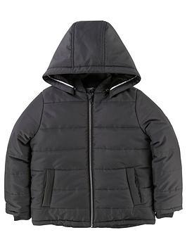 boss-boys-padded-jacket-dark-grey
