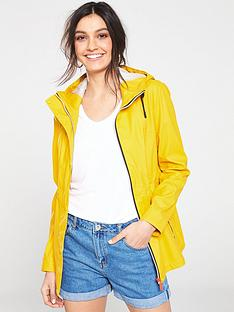 hunter-original-lightweight-rubberised-jacket-yellow