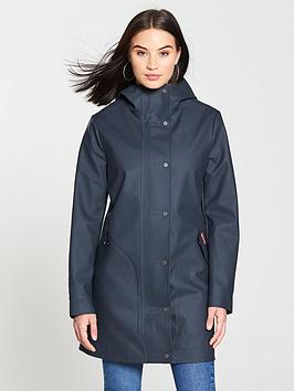 hunter-original-rubberised-hunting-coat-navy