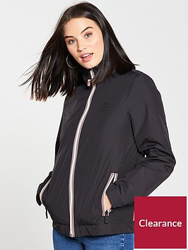 hunter-lightweight-insulated-shell-jacket-black