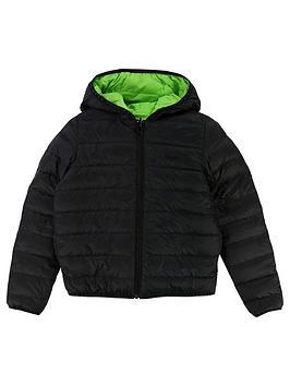 boss-boys-reversible-padded-jacket-blackgreen
