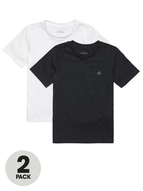 calvin-klein-boys-2-pack-short-sleeve-t-shirts-blackwhite