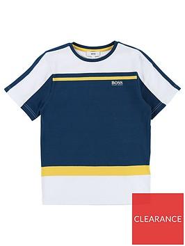 boss-boys-short-sleeve-stripe-t-shirt-navy