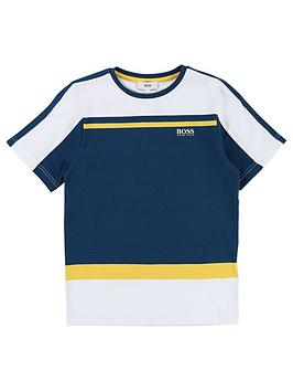 boss-boys-short-sleeve-stripe-t-shirt