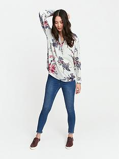 joules-rosamund-pop-over-blouse-silver