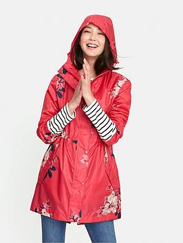 joules-golightly-printed-waterproof-packaway-coat-raspberry