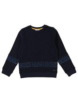 boss-boys-wrap-around-logo-sweat