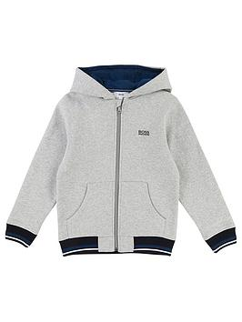 boss-boys-logo-back-tracksuit-hoodienbsp--light-grey-marl