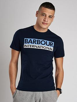 barbour-international-cap-t-shirt
