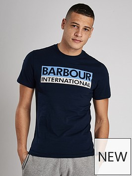 barbour-international-cap-t-shirt