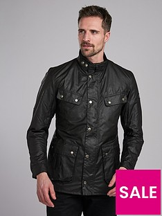 barbour-international-duke-wax-jacket-black