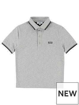 boss-boys-short-sleeve-pique-polo-shirt