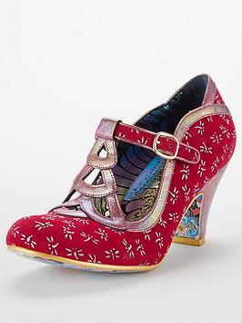 Irregular Choice Nicely Done Heeled Shoe