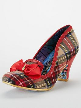 Irregular Choice Kanjanka Heeled Shoe