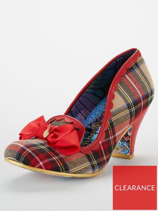 eef44f49791 Irregular Choice Kanjanka Heeled Shoe