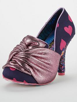 Irregular Choice Ooh La La Heeled Shoe
