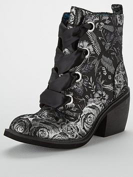 Irregular Choice Irregular Choice Quick Getaway Ankle Boot