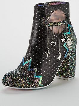 Irregular Choice Irregular Choice Intergalactic Ankle Boot