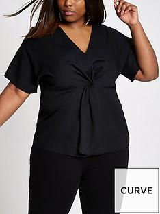 ri-plus-kimono-top-black