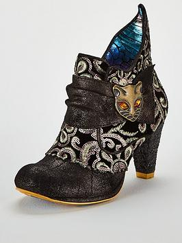 Irregular Choice Miaow Shoe Boot