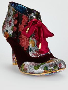 Irregular Choice Blair Elfglow Shoe Boot - Multicolour