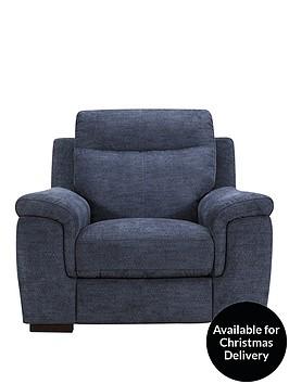 violino-new-vermont-fabric-power-recliner-armchair
