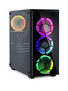 Chillblast Fusion Polestar Elite Intel® Core™ i5 Processor withGeForce GTX 1060 6GbGraphics, 8GbRAM,2TbHDD + 120GbSSD, VR ReadyGaming PC