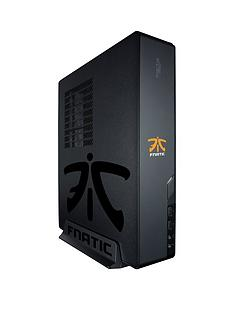 Chillblast Fnatic AMD Ryzen 3 Processor with GeForce GTX 1060 Graphics, 8Gb RAM, 2Tb SSHD  and 120Gb SSD, VR Ready Official Gaming PC - Black